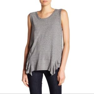 NWT Current Elliot The Tier Muscle Tee 2